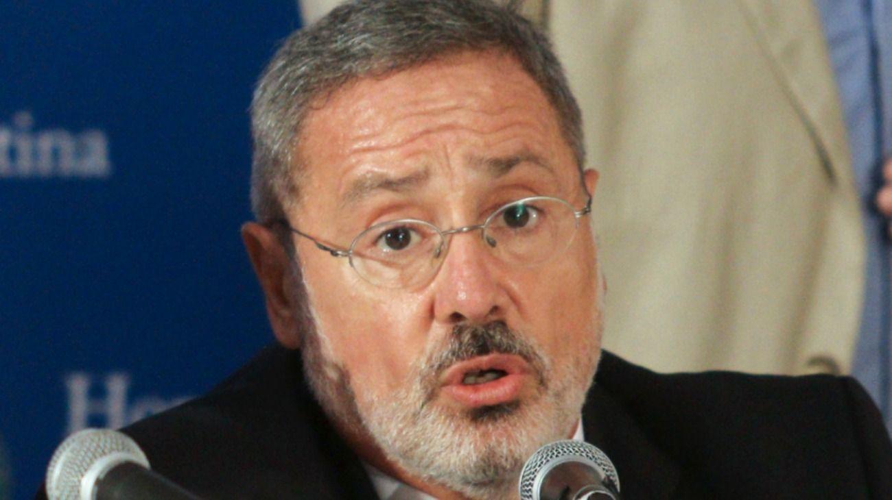 Marcelo Sain, ministro de Seguridad de Santa Fe.