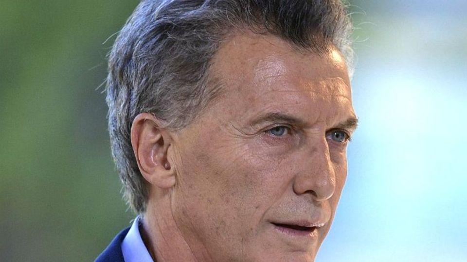Mauricio Macri busca retomar la iniciativa política.