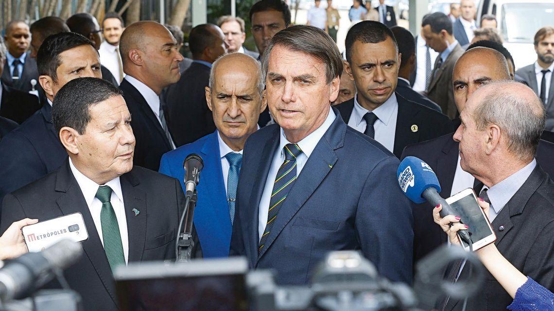 Brasil teme una guerra con Francia