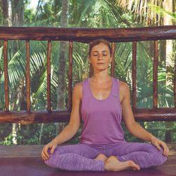 Yacutinga Lodge, pues también tienen un programa de yoga exclusivo que incluye hasta las bebidas y los alimentos.