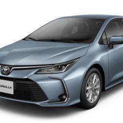 Nueva versión XLI 2.0 del Toyota Corolla 2020.