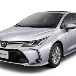 Nueva versión XEI 2.0 del Toyota Corolla 2020.