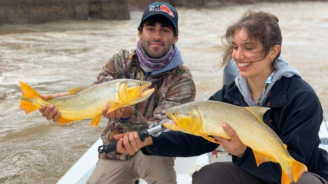 El Arrastradero: un pesquero imperdible para tentar a los dorados