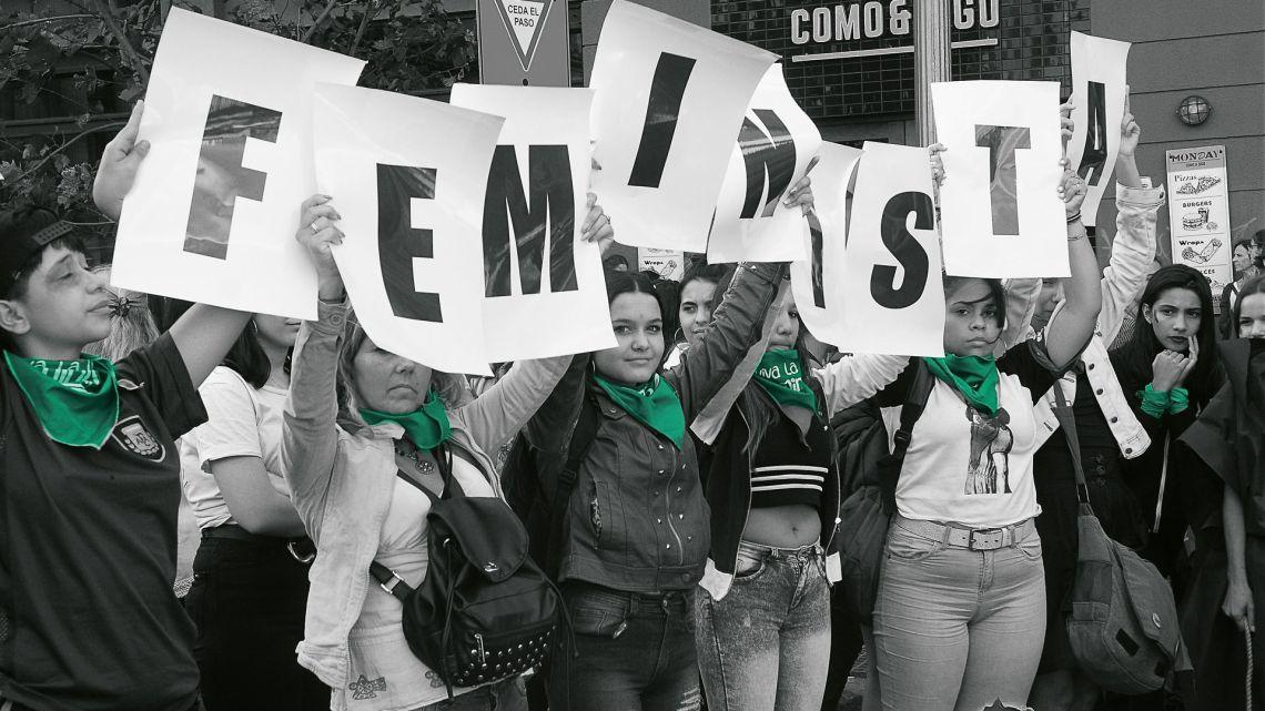 Feminismo | Foto:Pablo Cuarterolo