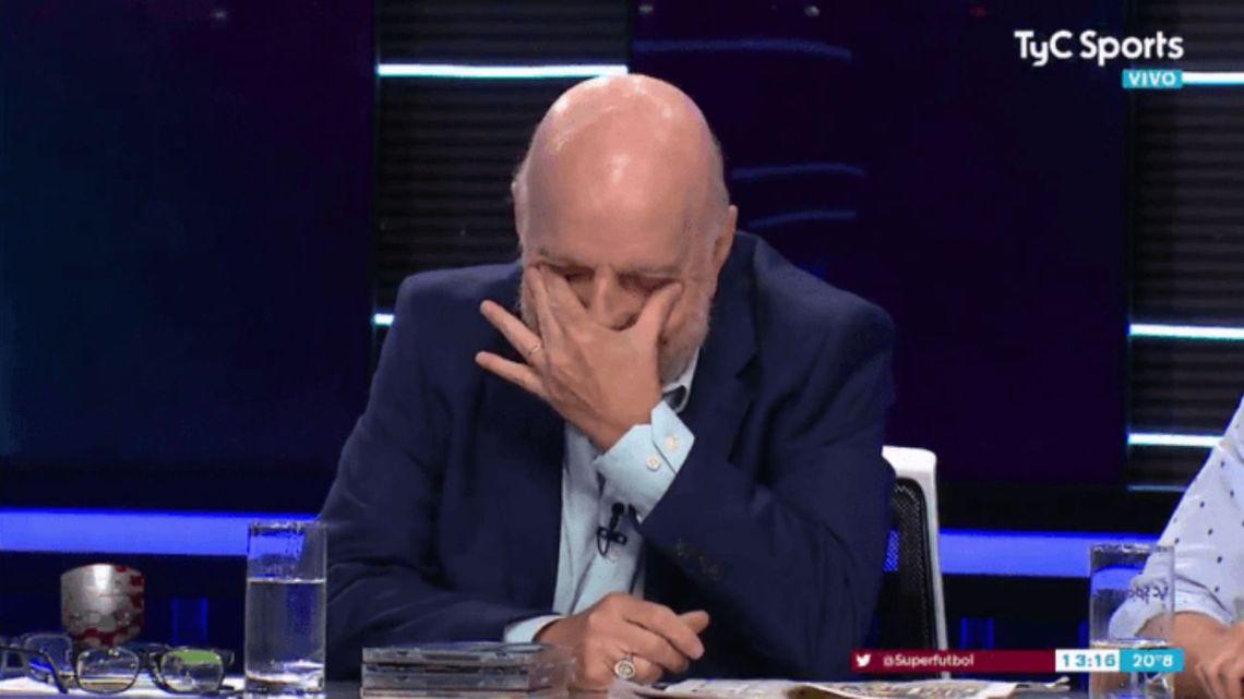 Horacio Pagani se equivocó de invitado y sus compañeros le hicieron bullying