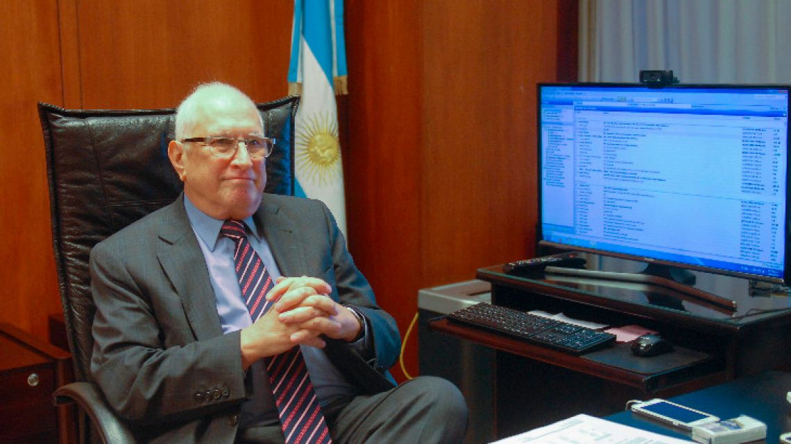 The economist, ex director of the National Institute of Statistics and Census (Indec), Jorge Todesca, died today at 73 years old.