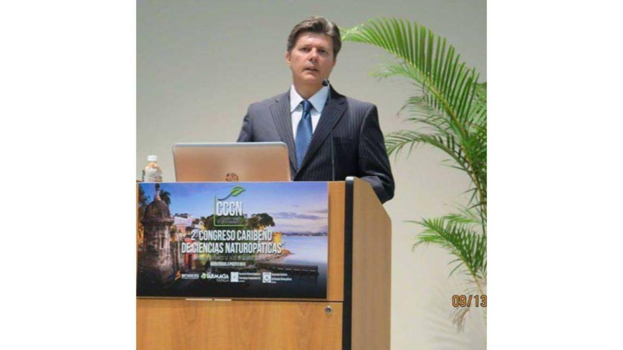 Dr. Claudio Esteve | Foto:Dr. Claudio Esteve