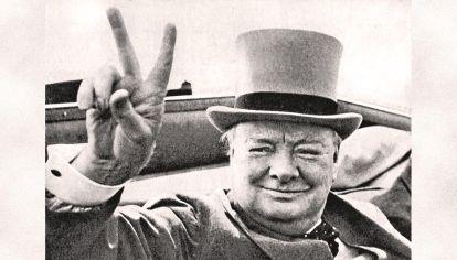 """Churchill. """"Dueño de una personalidad compleja y contradictoria""""."""