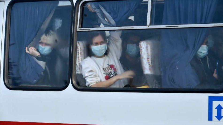 Archivo. Unas 70 personas, entre ellos 14 argentinos, fueron evacuadas desde Wuhan.