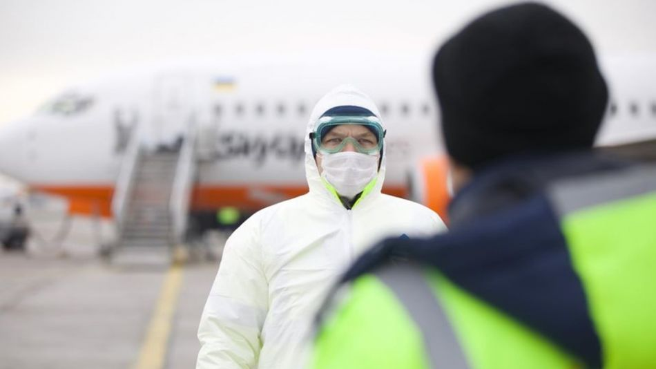 evacuacion coronavirus ucrania