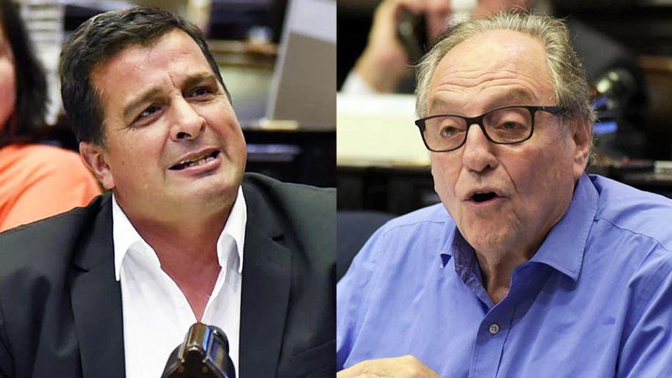 Comisiones. Pablo Casaretto asumirá en Previsión, y junto a Carlos Heller (Presupuesto) conducirá el plenario el miércoles.
