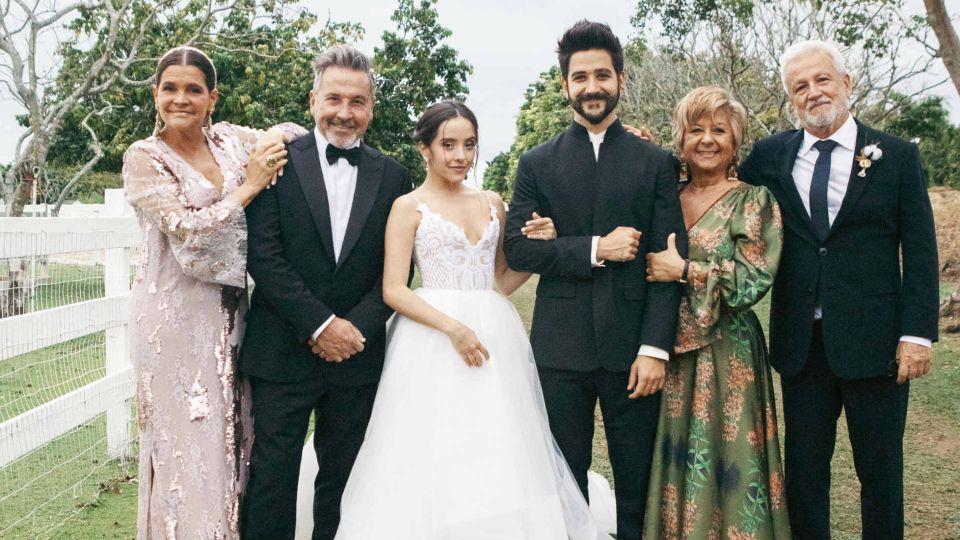 Evaluna Montaner, la hija de Ricardo contó cómo organizó su mágica boda