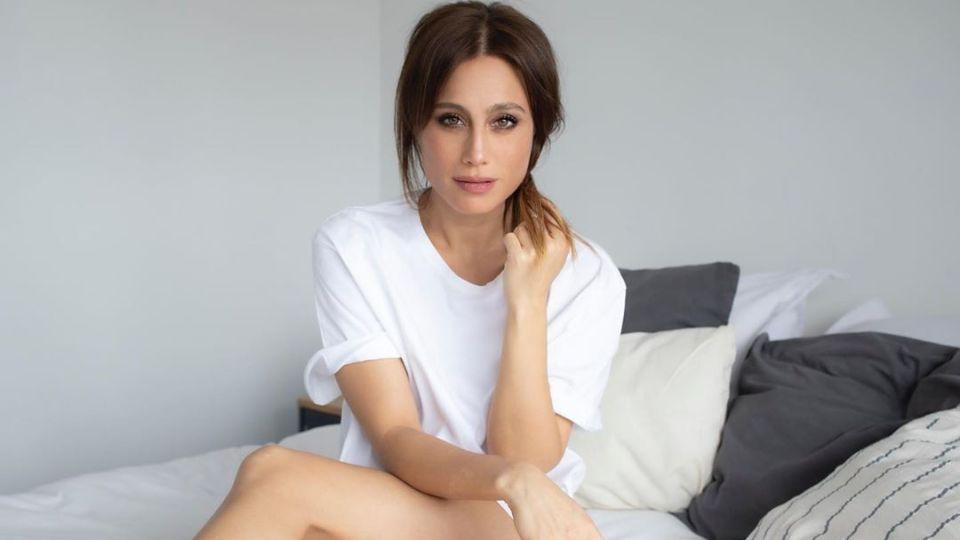 Mercedes Oviedo anunció que será madre por primera vez