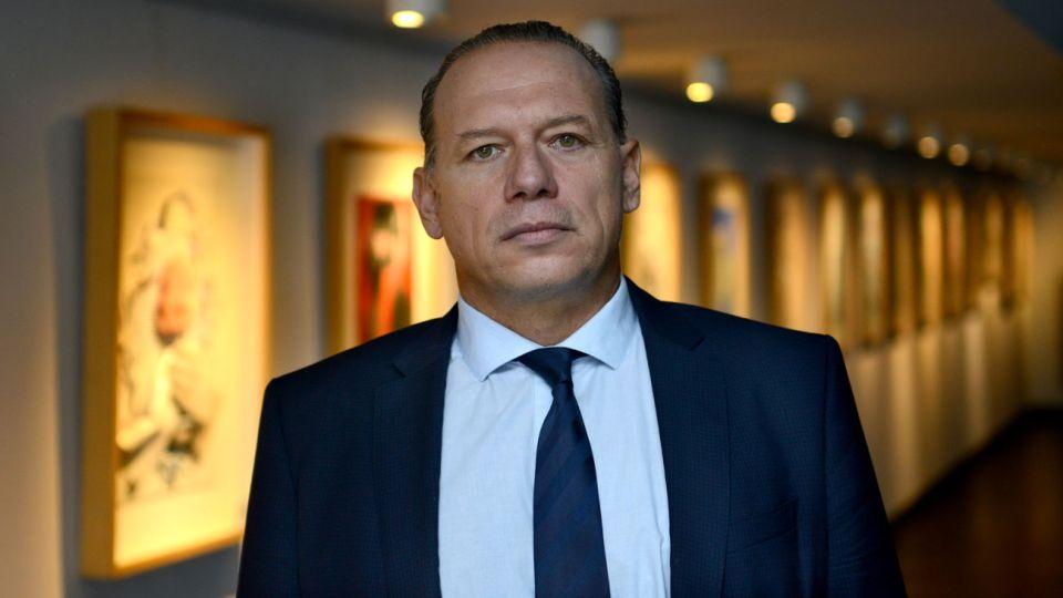 Reportaje a Sergio Berni