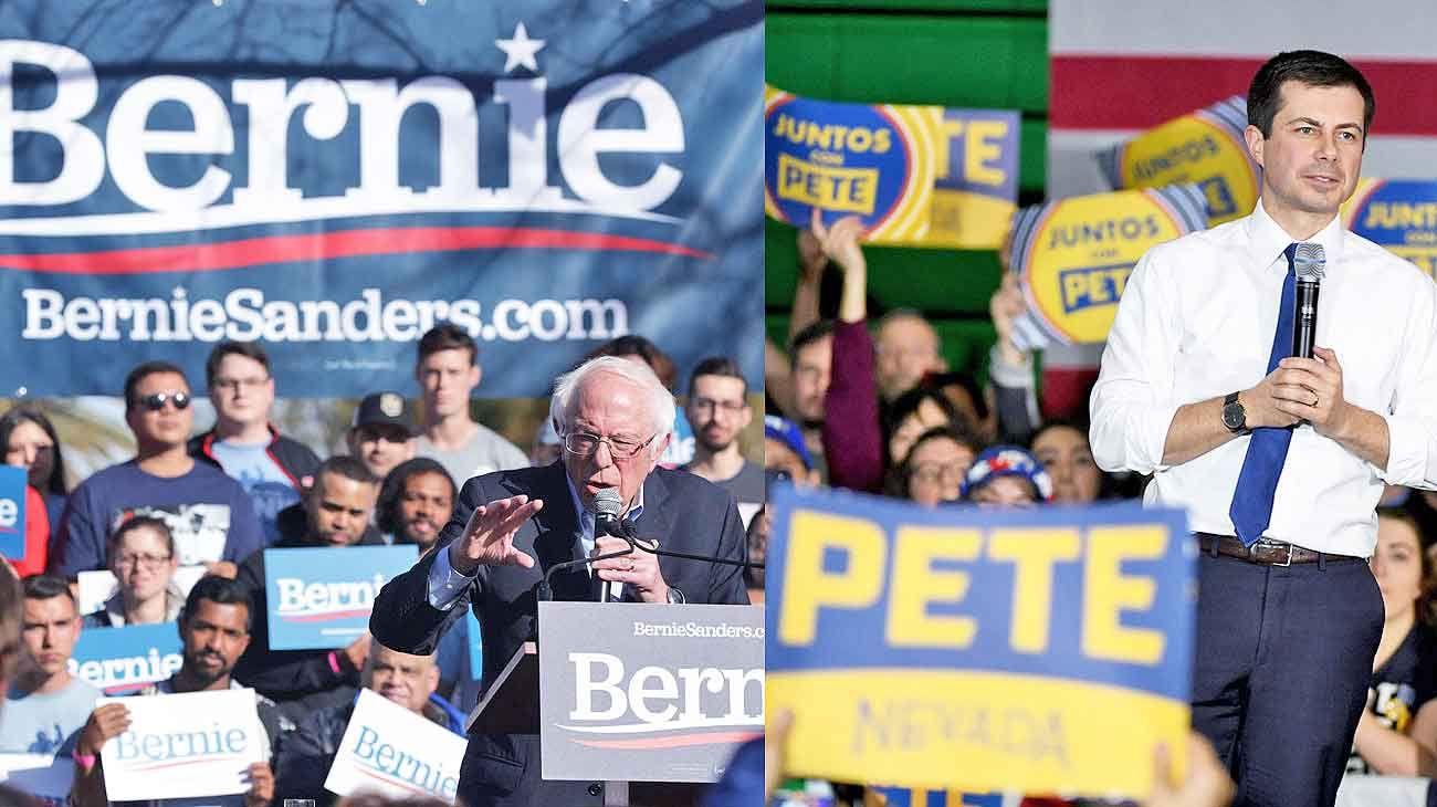 Los demócratas buscan en Nevada el voto de los latinos