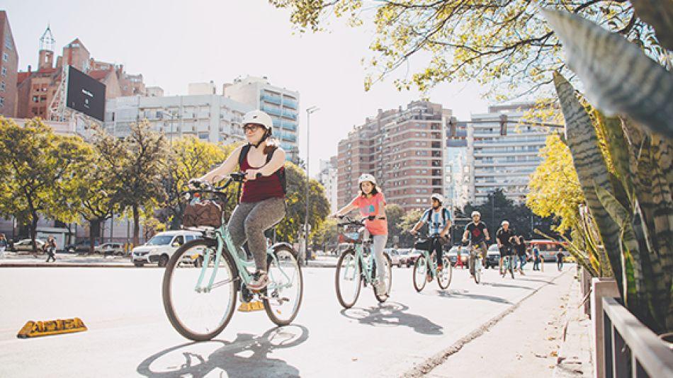 City tour en bici