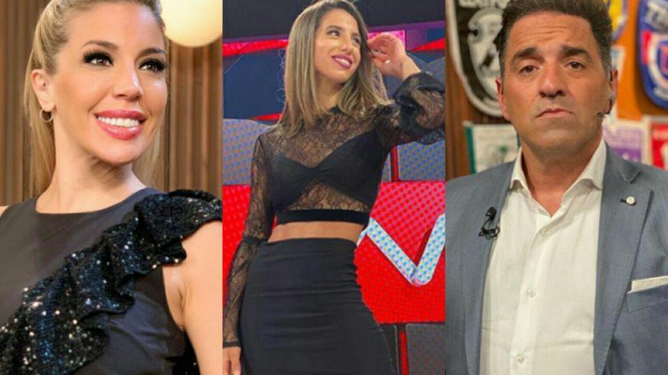 Cinthia Fernández apoyó a Virginia Gallardo y apuntó contra Iúdica