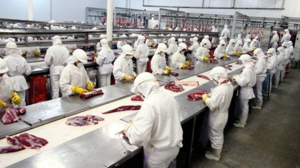 """La industria frigorífica perdería US$ 450 millones a causa del """"Coronavirus""""."""