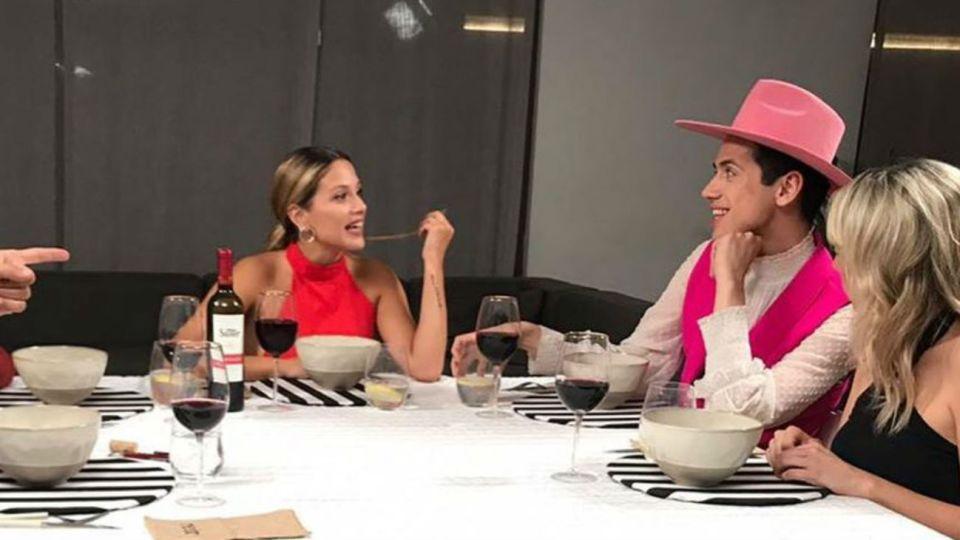 VIDEO | Tamara Pettinato sorprendió a Barbie Vélez con un regalo muy hot