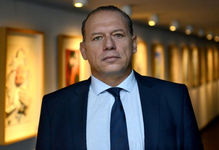 Sergio Berni defendió al funcionario que fue acusado por maltratar a inspectores y violar la cuarentena