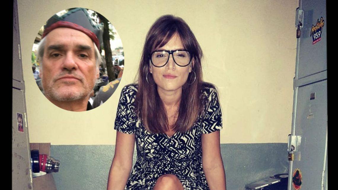 Martina Soto Pose pidió que no le den más aire a Roberto Pettinato