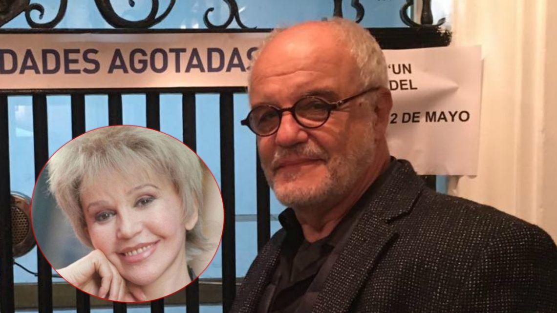 La teoría de Juan Leyrado sobre el bochornoso funeral de Beatriz Bonnet