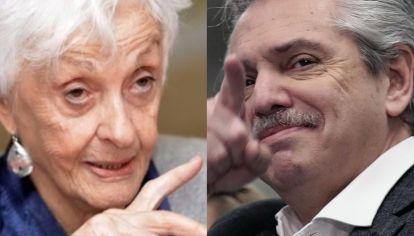 Graciela Fernández Meijide es una de las referentes del Club Político Argentino.