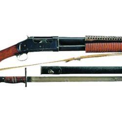 Los duelos a revólver tan popularizados por Hollywood no eran frecuentes y los representantes de la ley supieron sacar ventaja del poder de fuego que representaba una escopeta en sus manos.