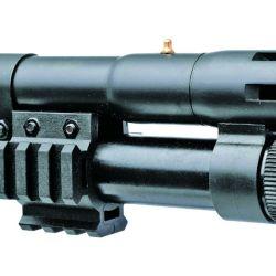 Los cubre cañones son de gran utilidad para salvaguardar las manos de quemaduras producidas a raíz de la alta temperatura que levantan luego de sucesivos disparos.