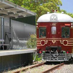 El Tren de la Quebrada está siendo fabricado por la compañía Emepa, para Trenes Argentinos.