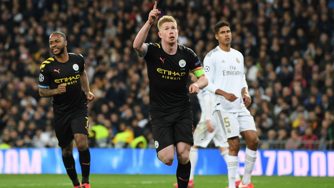 Guardiola silenció el Bernabéu: Manchester City dio el golpe ante Real Madrid