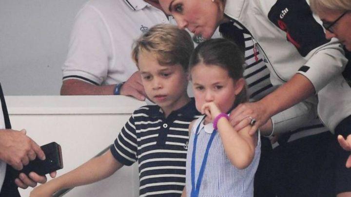Los hijos de Kate Middleton en riesgo de tener Coronavirus