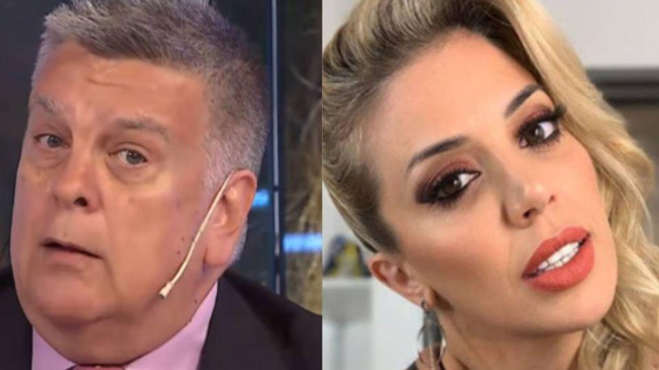 """Luis Ventura habló de la salida de Virginia Gallardo de """"Polémica en el bar"""