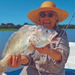 Herradura se encuentra en una veda extendida, en la cual los martes y miércoles no está permitido el ingreso a pescadores deportivos.