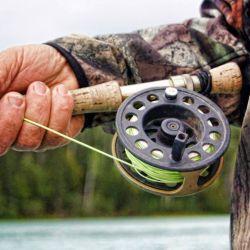 El peso está relacionado con el tamaño del reel.