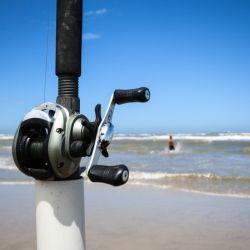 Lo importante es que el pescador se sienta cómodo con la manija, tomando en cuenta el tamaño de su mano.