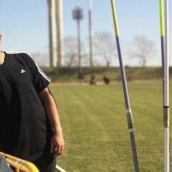 Braian Toledo fue uno de los mejores lanzadores de jabalina del mundo. Falleció a los 26 años.