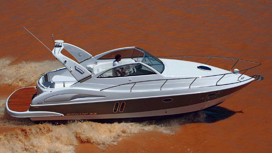Probamos la Segue 32, una embarcación clásica con muchas novedades