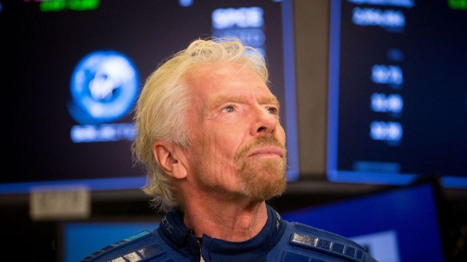 Branson's Virgin Galactic Sinks 20% Since NYSE Debut This Week