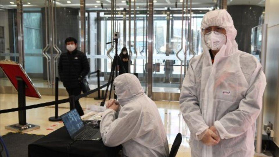 El lugar donde se registraron más muertes por coronavirus fue en China.
