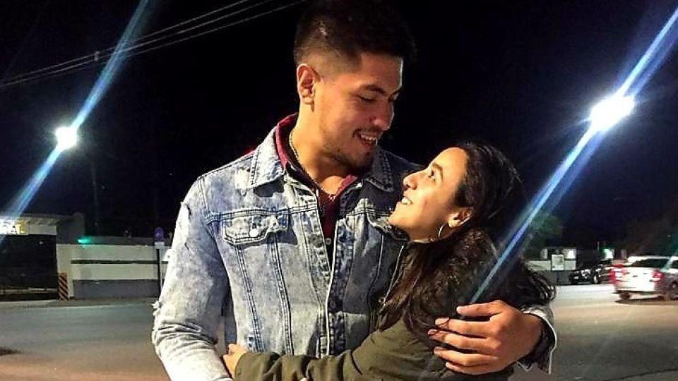 """El dolor de Sofía Lamarque, la novia de Braian Toledo, tras el fatal accidente: """"Todavía no caigo"""""""