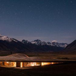 The Pods at The Lindis, en la Isla Sur, para disfrutar de la naturaleza de día y de las sublimes maravillas de la Vía Láctea de noche.