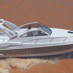 La Segue 32, una embarcación de tipo clásico con muchas novedades.
