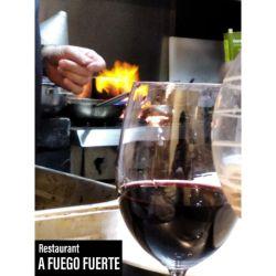 A Fuego Fuerte | Foto:A Fuego Fuerte
