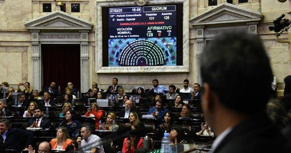 Diputados aprobó la reforma jubilatoria