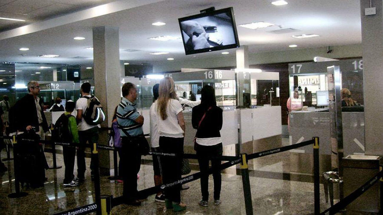 Estados Unidos es uno de los destinos turísticos más populares en Argentina.