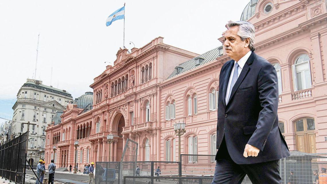 El shutdown de Alberto Fernández: Estado en modo ahorro | Foto:cedoc