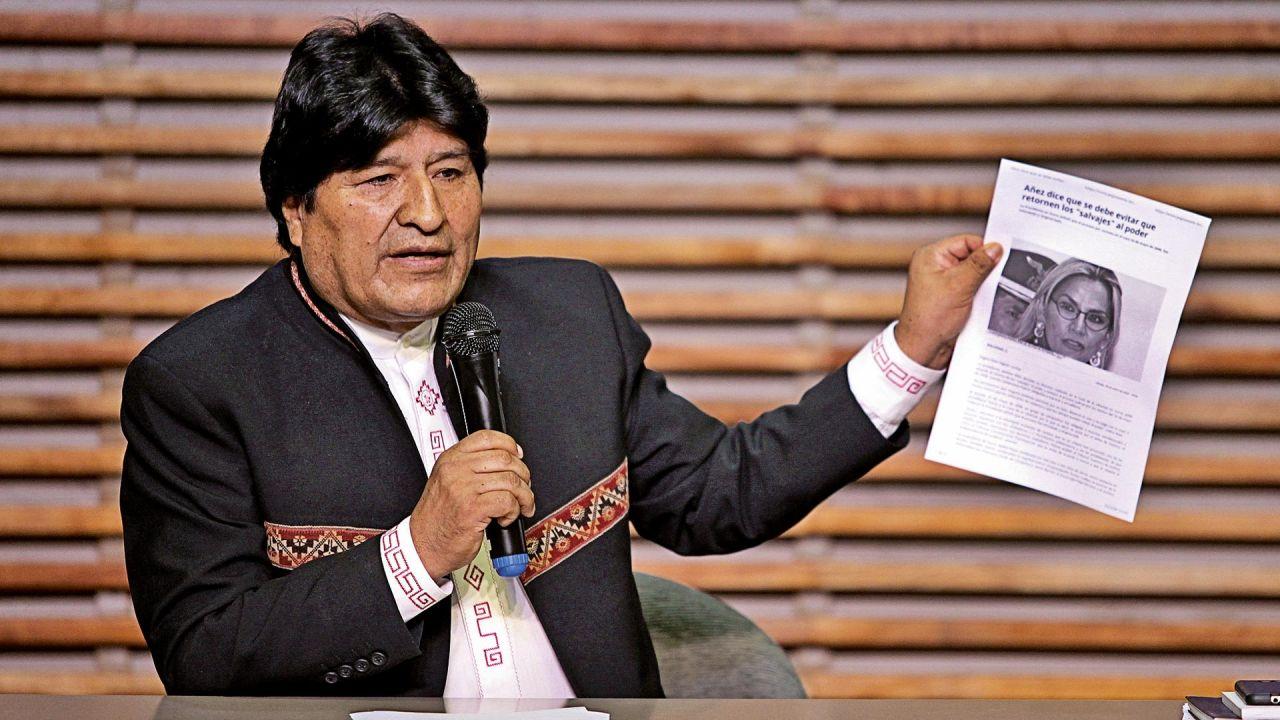 Evo Morales: ¿Inhabilitado  o proscripto? | Foto:cedoc