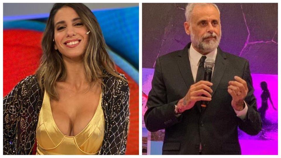 Jorge Rial dio un consejo amoroso a Cinthia Fernández