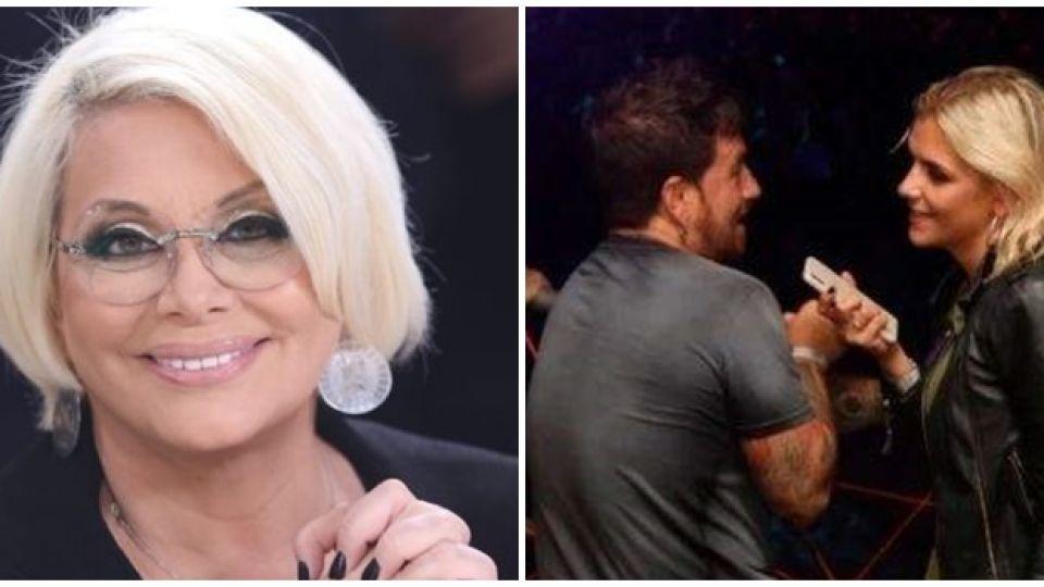 Carmen Barbieri confirmó la relación de Fede Bal y Sofía Aldrey: